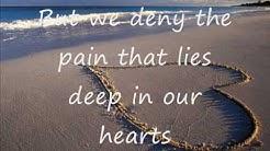 Water Runs Dry With Lyrics