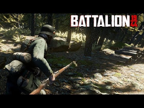 "Battalion 1944 LIVE! (PC) ""Hackers already?"""