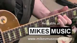Gibson Les Paul Custom Shop Aged by Palermo Guitars - Nash - Tommy Henriksen - Mike Palermo