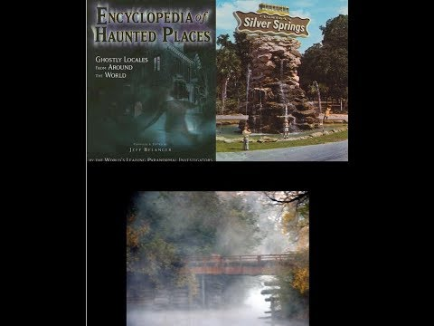 Weird Lake Ronkonkoma and Bad Haunted Love in Silver Springs