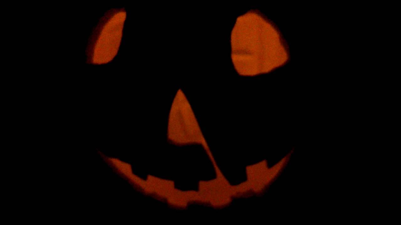 Halloween 1978 style pumpkin.