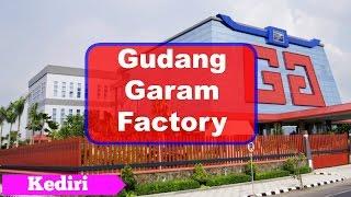 Gudang Garam The Biggest Cigarette Factory in Indonesia