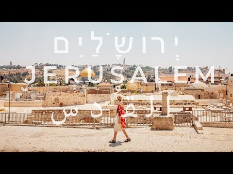 Exploring The 4 Quarters Of The Old City Of Jerusalem