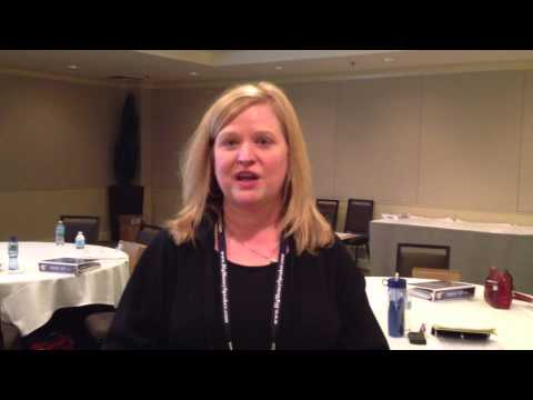 Chief Profit Officer Video Testimonial Dr. Jill Howe for Davy Tyburski at event