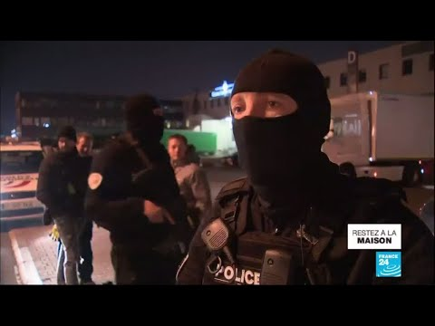 Coronavirus: En France, les livraisons de masques sous haute surveillance