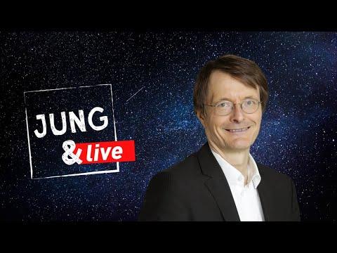 Gesundheitspolitiker Karl Lauterbach (SPD) - Jung & Live #11