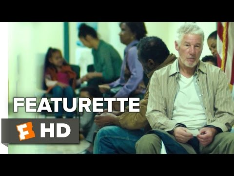Time Out of Mind Featurette - Story (2015) - Richard Gere, Steve Buscemi Movie HD