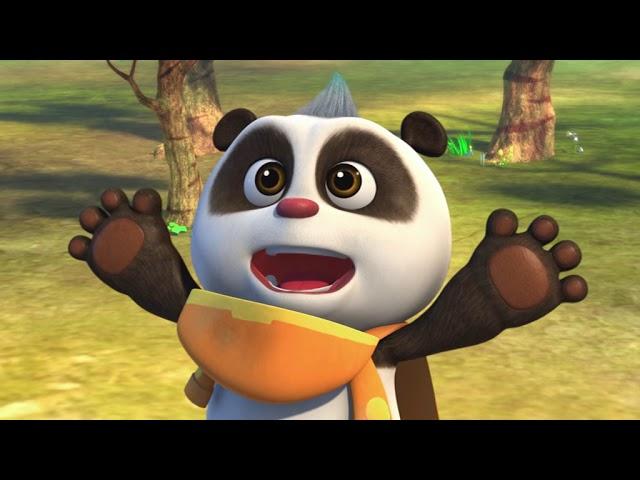 Krtek a panda epizoda 9 - Co se to blýská