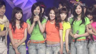 [09.02.06] SNSD - Waiting Room + Gee + #1 + Encore [HD]