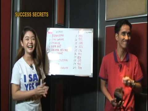 Success Secrets - Dating nangangalkal ng basura, ngayon ay isang memory expert na - Part 2.