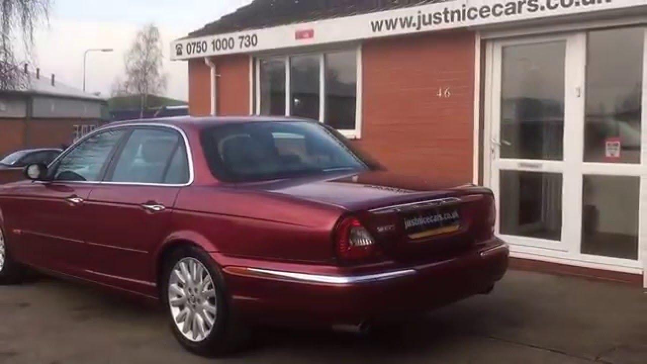 2005 jaguar xj6