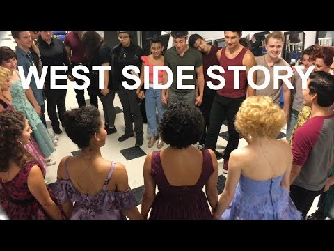 Lyric Theatre of Oklahoma's West Side Story- Backstage Music Video 2017