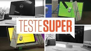 Teste SUPER #32: computadores all-in-one, qual é o melhor?