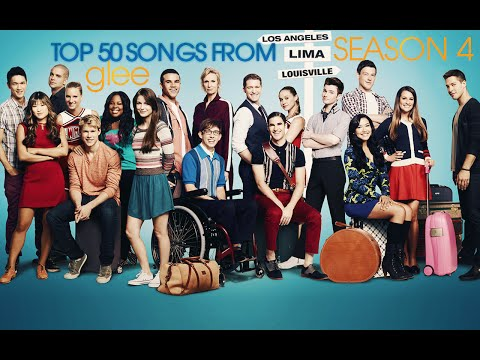 Top 50 Songs From Glee (Season 4)