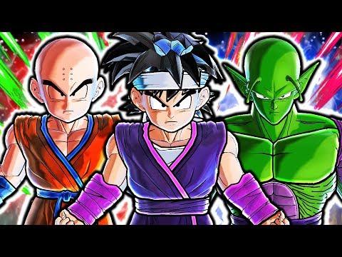 NEW Z-FIGHTERS FUTURE SAIYAN SAGA! Dragon Ball Xenoverse 2 Future Saiyan Saga Warriors Pack Gameplay