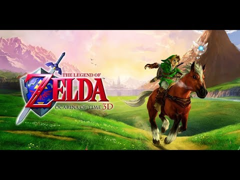 Let's Live Stream Legend Of Zelda Ocarina Of Time 3D Co op Part 10 The Last Temple