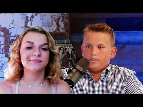 Freedom Talks Episode 4: KellyAnna Brookings & Tyler McCurry