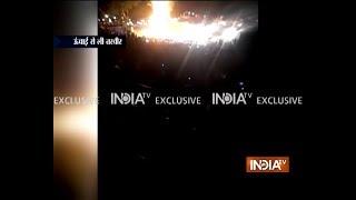 Amritsar train accident: 60 dead, 50 hurt as train runs over people watching Ravan-burning