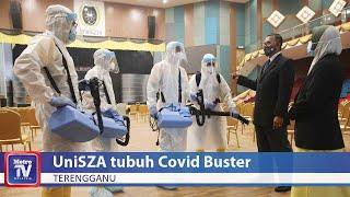 UniSZA tubuh Covid Buster tangani Covid 19