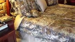 Realtree AP Camo Bedding Set