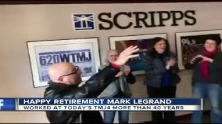 LeGrand Farewell on TODAY'S TMJ4
