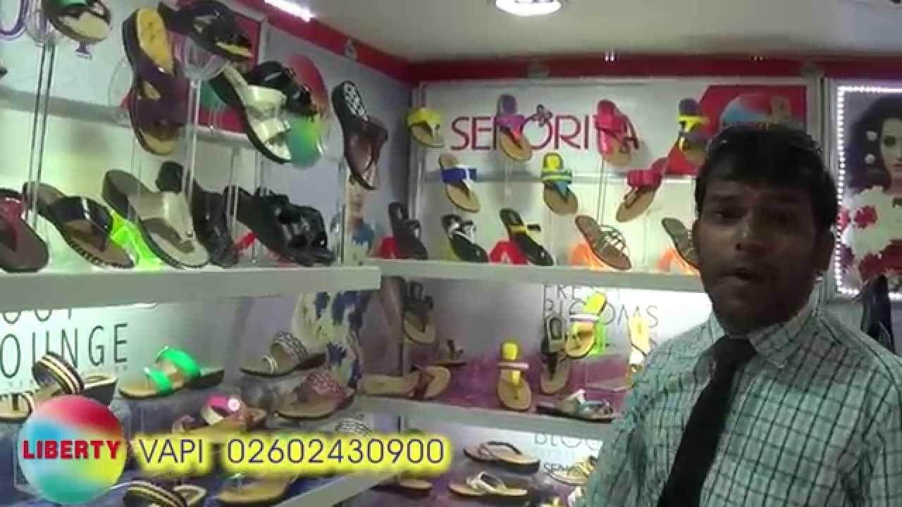 Liberty Exclusive Showroom VAPI - YouTube 3d1d50a89568