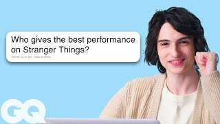 Finn Wolfhard Goes Undercover on Reddit, Twitter and Instagram | GQ