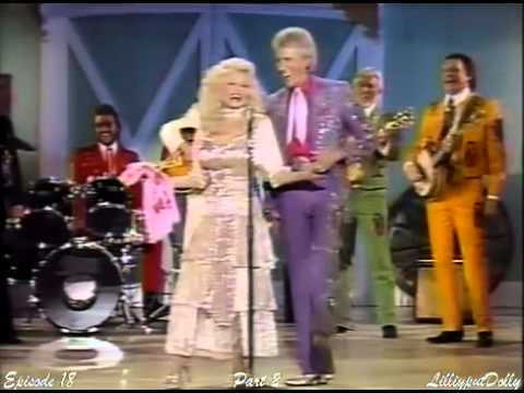 Dolly Parton  Porter Wagoner Reunite on Dolly Show 1987/88 (Ep 18, Pt2)