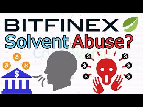 Bitfinex Withdrawal Problems, Due To Abusive Banks Rather Than Insolvency? (The Cryptoverse #254)