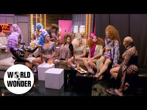 UNTUCKED: RuPaul's Drag Race Season 9 Episode 10