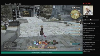 Jolty plays Final fantasy 14 relm reborn #24