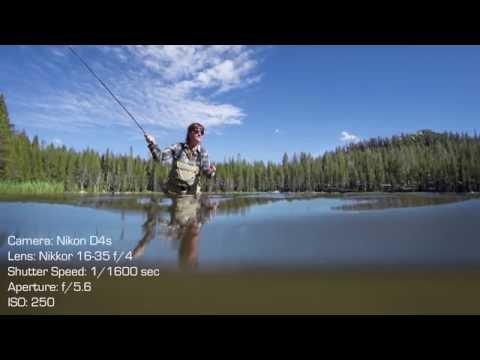 Fishing Photography: Tech Tip: Getting The Shot With Corey Rich: AdoramaTV