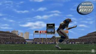 NFL 2K2 PS2 Gameplay HD