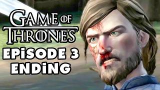Game of Thrones - Telltale Games - Episode 3: Sword in the Darkness - Gameplay Walkthrough Part 4
