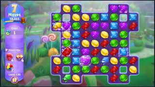 Wonka's World of Candy Level 130 - NO BOOSTERS + FULL STORY ???? | SKILLGAMING ✔️
