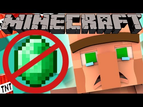Thumbnail: If Emeralds were Removed - Minecraft
