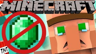 If Emeralds were Removed - Minecraft