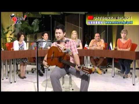 uyghur in tokyo tv show