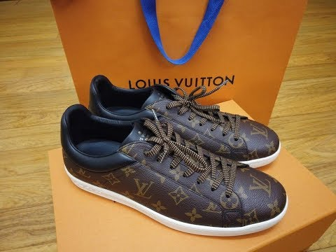2fde560a64a Louis Vuitton Unboxing-Luxembourg Sneakers