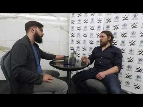 Daniel Bryan's last interview before being cleared to return to WWE in-ring action - Abu Dhabi