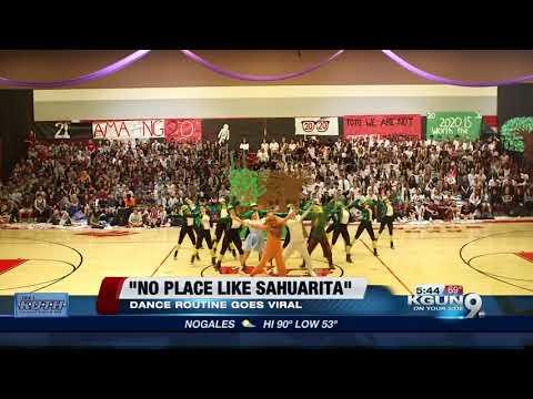 Sahuarita dance team slays