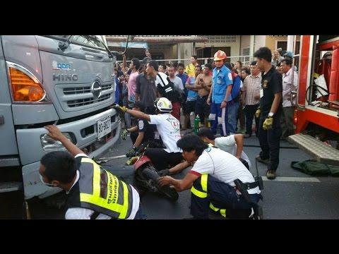 "Fatal Chalong crash, ""mansion"" coffins? Drivers tested || April 11"