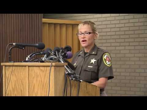 Chief of Police and Sheriff Share Information about Deputy-Involved Shooting