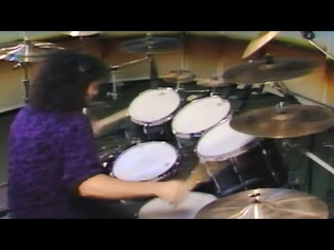 Deen Castronovo, amazing drumming!
