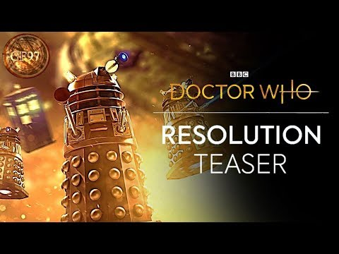 Maz - Doctor Who New Years Day Special.....They're Back....