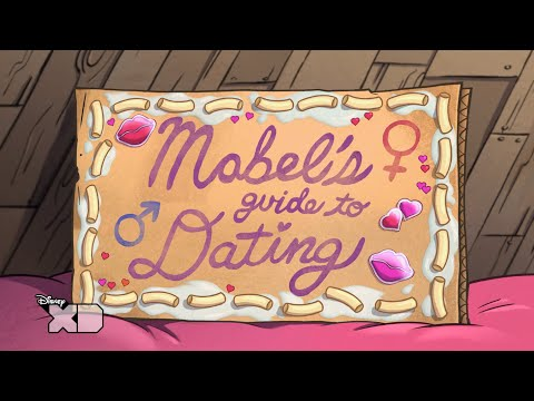 Gravity Falls - Mabel's Guide To Dating - Official Disney XD UK HD