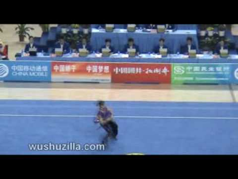 Gansu - F.Nandao (11th All China Games)