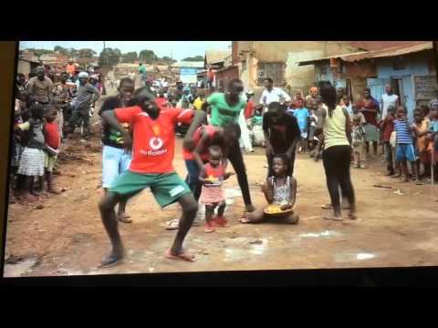 Gullah Gullah Island Dance (full video)
