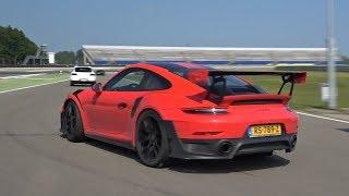 2018 Porsche 991 GT2 RS Going FLATOUT on Track!