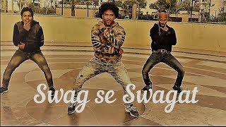 Swag se Swagat | Dance Choreography by Nishant | Tiger Zinda hai | Salman Khan | Katrina Kaif